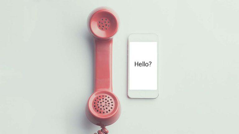 Messenger Dienste Telefon Smartphone